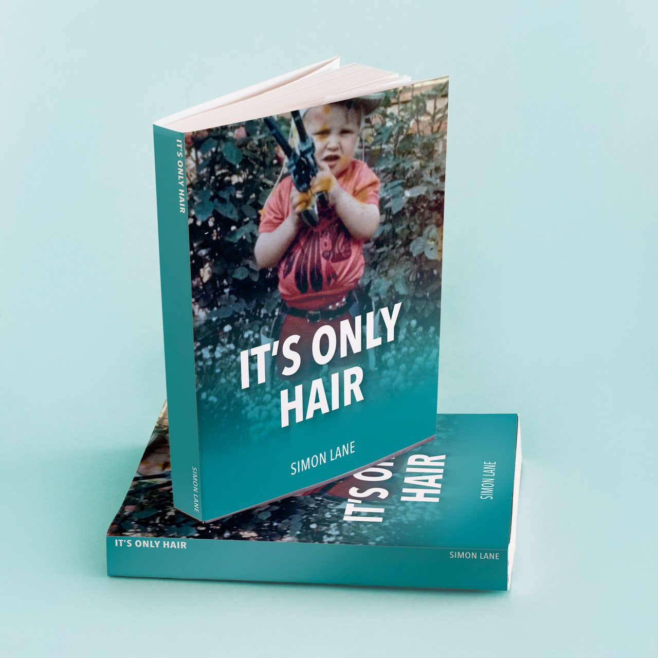 Simon's Book - It's Only Hair